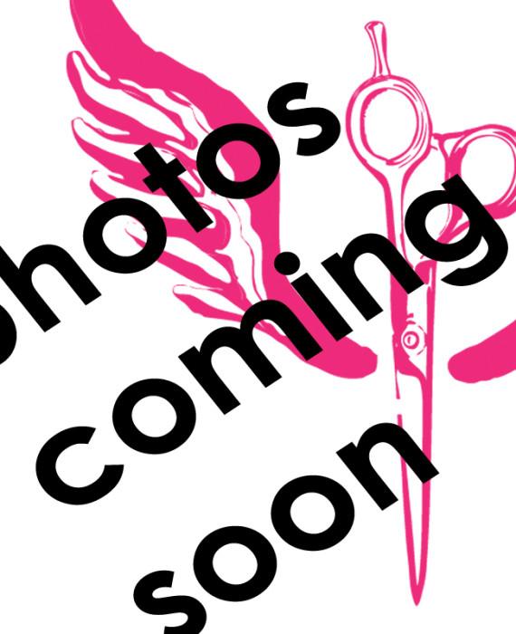 SG Wings black & distressed pink ladies tee